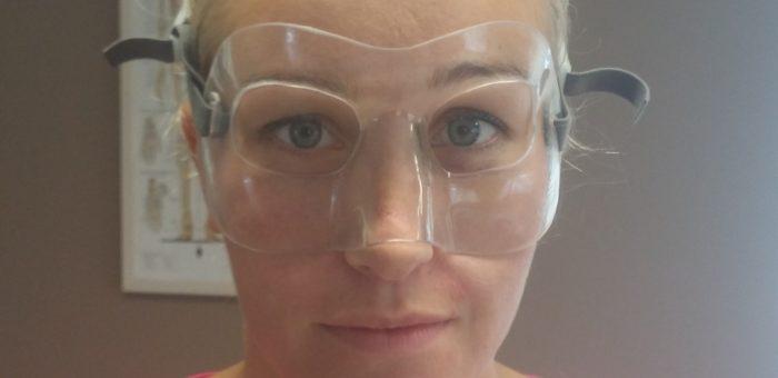 Maxillofacial masks